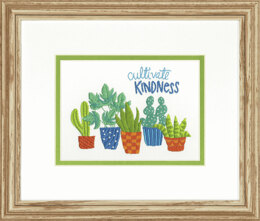 Dimensions Cultivate Kindness Embroidery Kit - Multi