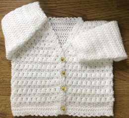 Cluster Cardigan for Baby or Child (1038)