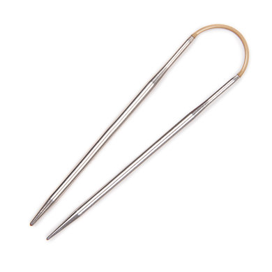 "Addi CraSyTrio Fixed Circular Needle 21cm (8"")"