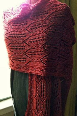 Ritter Park Lace Scarf