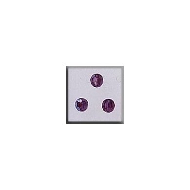 Mill Hill MH13013 - Round Bead Amethyst