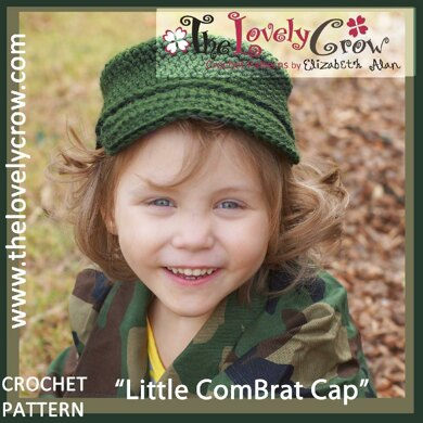 Little ComBrat Cap