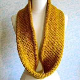 Rustic Infinity Scarf