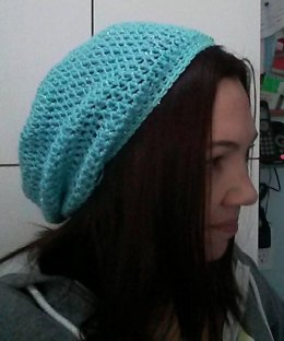 Spring Sparkle Slouch Hat