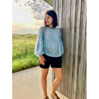 The Noctilucent Clouds pullover