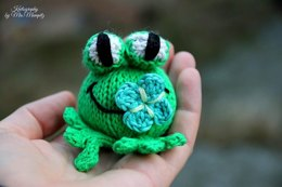 Babs the Frog
