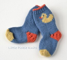 Little Duckling Baby socks