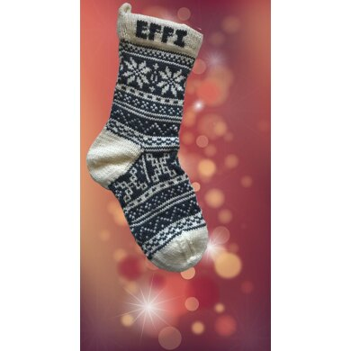 A Christmas Stocking for Effi