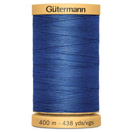Gutermann Natural Cotton Thread 400m