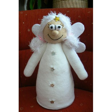 Advent Calender Angel - 2 in 1