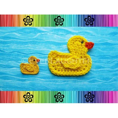 Duck Applique