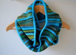 Quinquesyllable Infinity Scarf