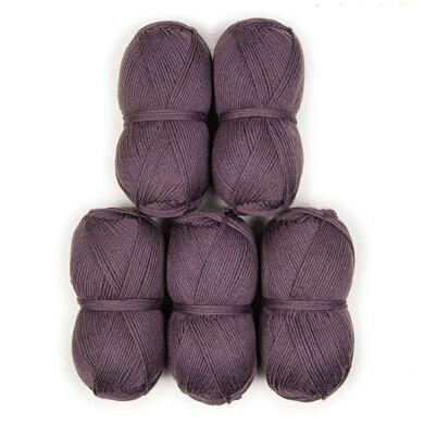 Rowan Cushion KAL by Martin Storey - Rowan Pure Wool Worsted 5 Ball Value Pack