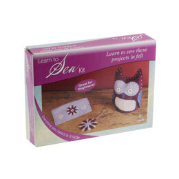 The Craft Factory Learn to Sew Kit