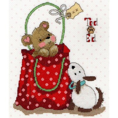 Bothy Threads In the Bag Cross Stitch Kit - Multi