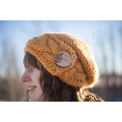 The Annabeth Slouch Hat