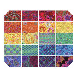 """Kaffe Fassett Collective 5"""" Squares - Prism"""