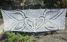 Winged Heart Shawl