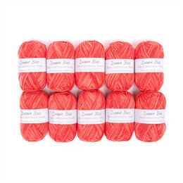 Debbie Bliss Baby Cashmerino Tonals 10 Ball Value Pack