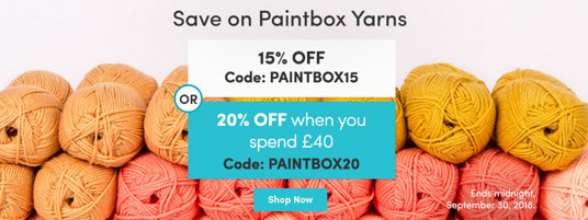 Paintbox Knitting Yarns Sale