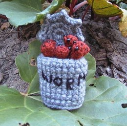 Can of Worms  - amigurumi
