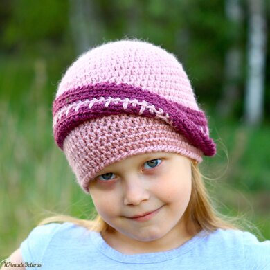 The Cindy crochet hat