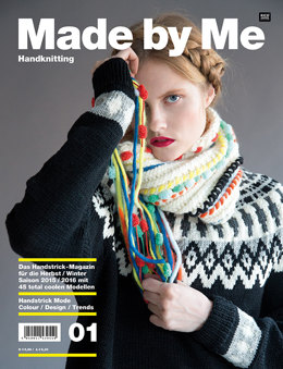 Made by Me - Handknitting (No.01) by Rico Design