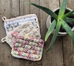 Wash Cloth Pattern Bundle