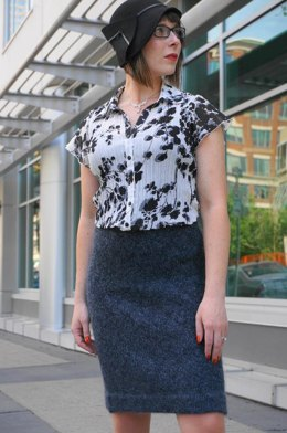 The Helen Pencil Skirt