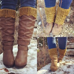 Meadow Boot Cuff Toppers