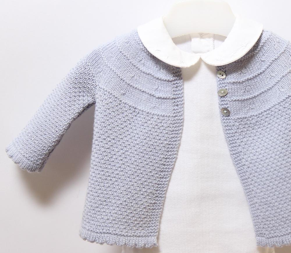 19 / Baby Jacket Knitting pattern by Florence Merlin | Knitting ...