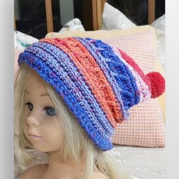 Cheeky Waffle Slouchy Hat