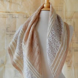 About Town Shawl