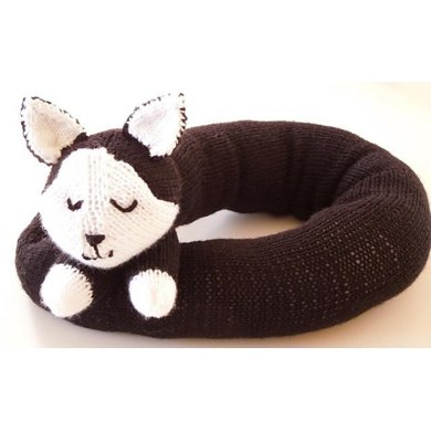 Kitty Draughtdraft Excluder Knitting Pattern By Sarah Taylor