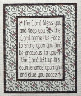 My Big Toe The Lord Bless You - MBT120 -  Leaflet
