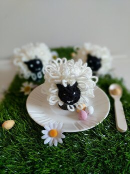Loopy Sheep Egg Cosy