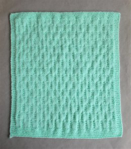 Welcome To The World Baby Blanket