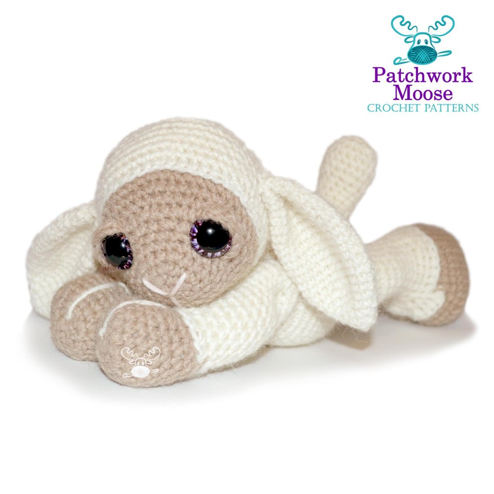 Free Crochet Patterns | Free Crochet Pattern Amigurumi Sheep ... | 1000x1000