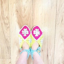 Granny Day Slippers