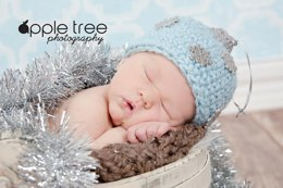 Christmas Snowflake Ornament Hat