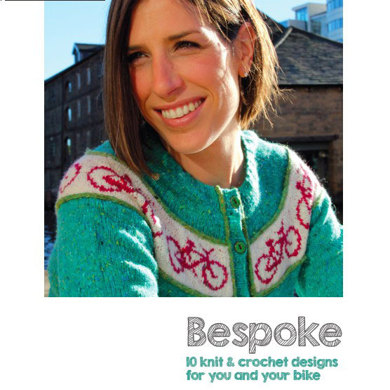 Bespoke - 10 knit and crochet designs for you and your bike by Verity Britton & Jo Spreckley