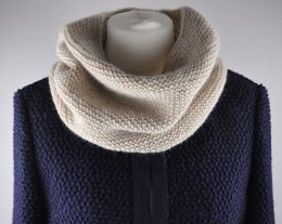 Two Colour Simple Snood