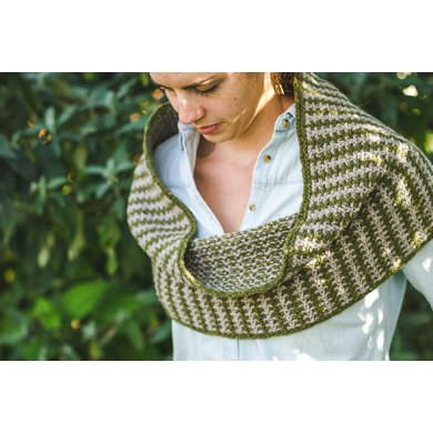 Two Tone Cowl