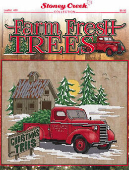 Stoney Creek Farm Fresh Trees - SCL460 -  Leaflet