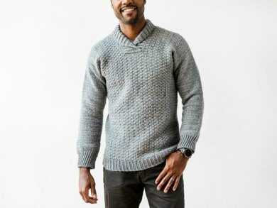 The WULF Men's Pullover