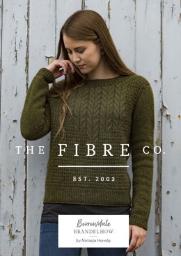 Brandelhow Jumper in The Fibre Co. Lore - Downloadable PDF