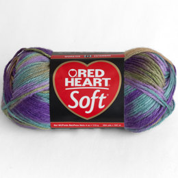 Red Heart Soft Multis