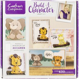 Crafter's Companion Craft Box Kit - Build A Character Dies