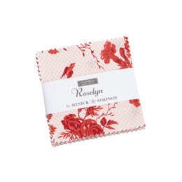 Moda Fabrics Roselyn 2.5in Charm Pack - 14910MC