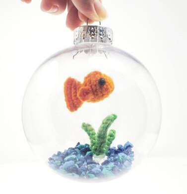 Goldfish Ornament Amigurumi
